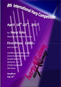 8th Harp Academ HC