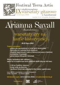 Arianna Savall 2016